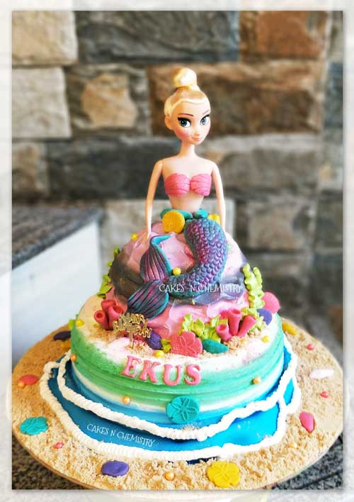 Birthday Cake For Girls.Birthday Cakes For Girls Cakesnchemistry Com