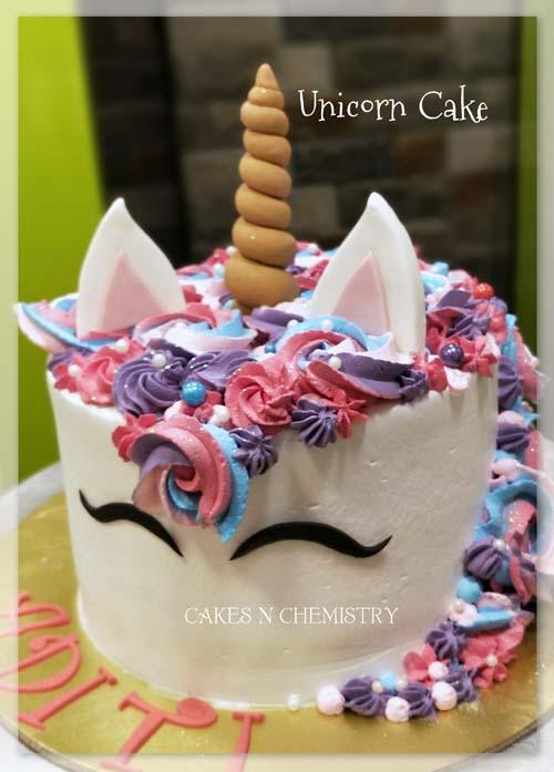 Birthday Cakes For Girls Cakesnchemistry Com